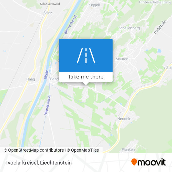 Ivoclarkreisel map