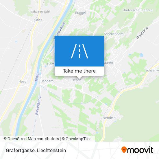 Grafertgasse map
