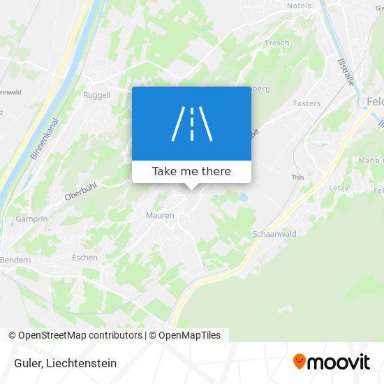 Guler map