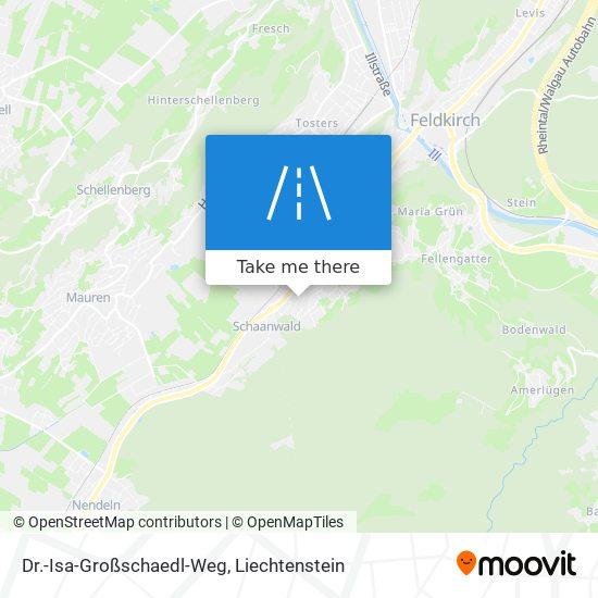 Dr.-Isa-Großschaedl-Weg map
