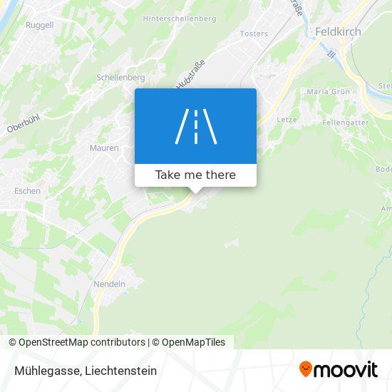 Mühlegasse map