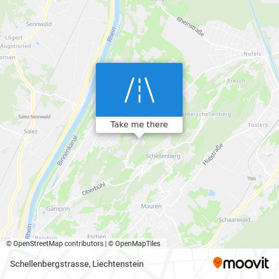 Schellenbergstrasse map