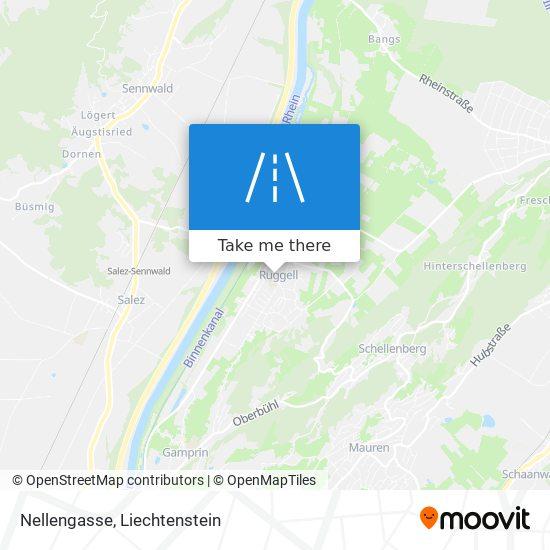 Nellengasse map
