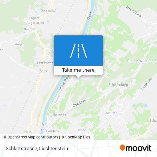 Schlattstrasse map