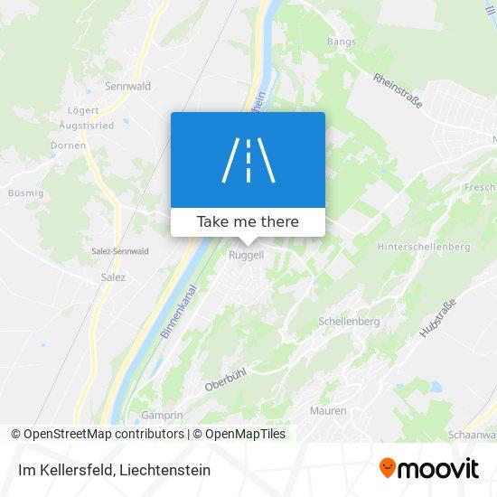 Im Kellersfeld map