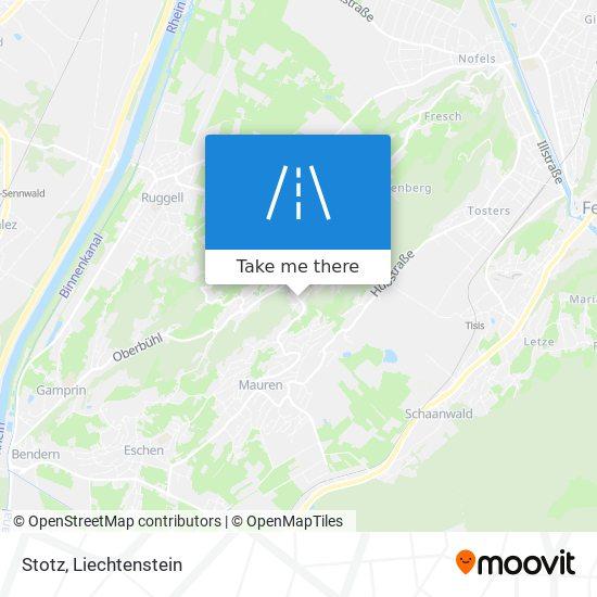 Stotz map