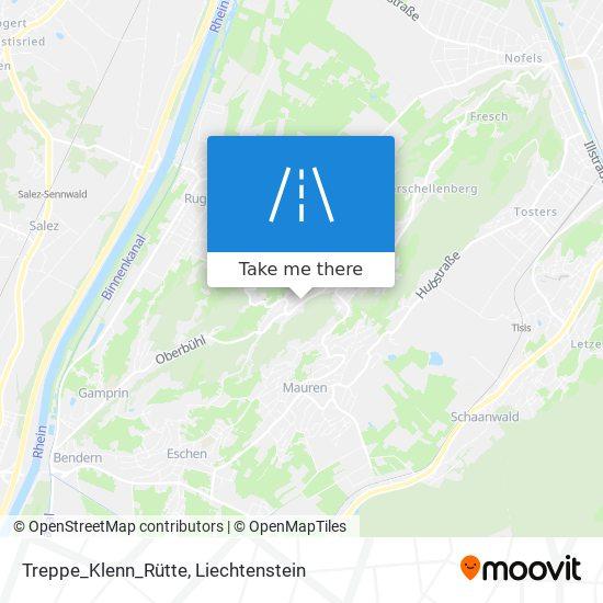 Treppe_Klenn_Rütte map