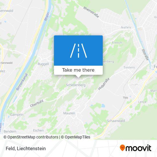 Feld map