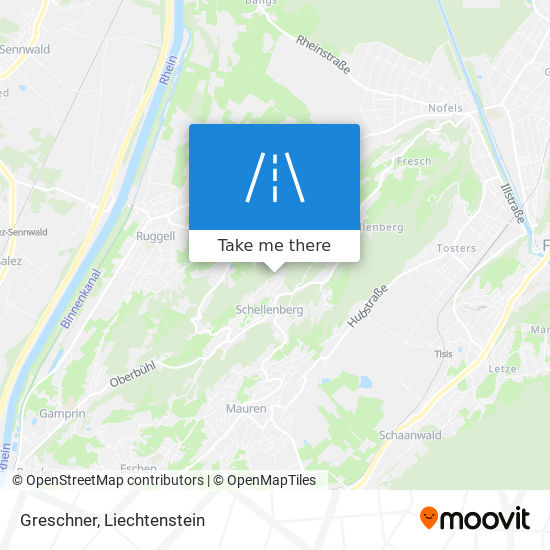 Greschner map