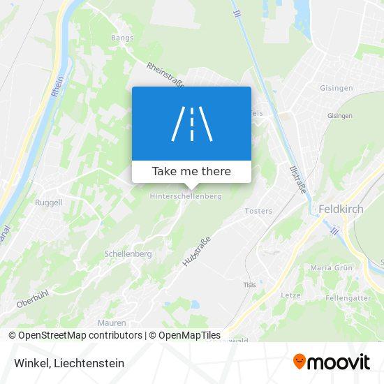 Winkel map