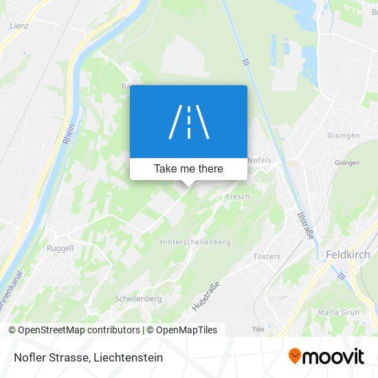 Nofler Strasse map