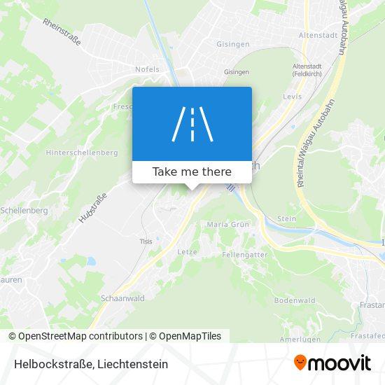 Helbockstraße map