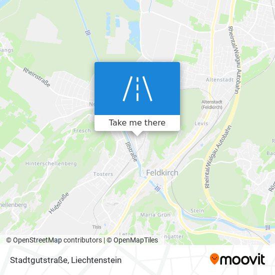 Stadtgutstraße map