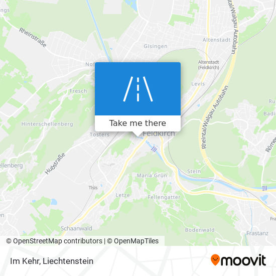 Im Kehr map
