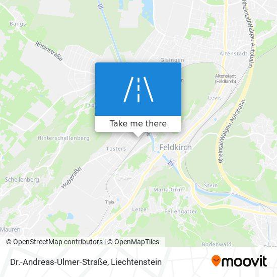 Dr.-Andreas-Ulmer-Straße map