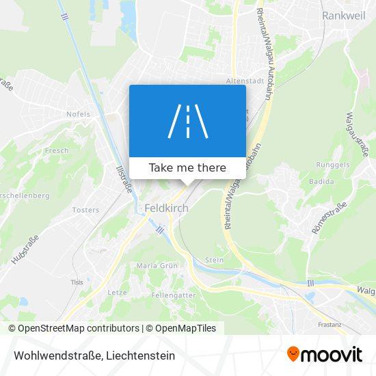 Wohlwendstraße map