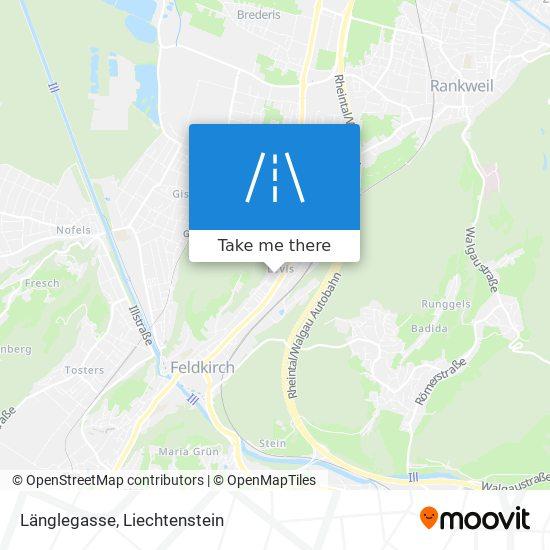 Länglegasse map
