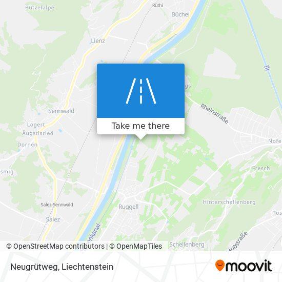 Neugrütweg map