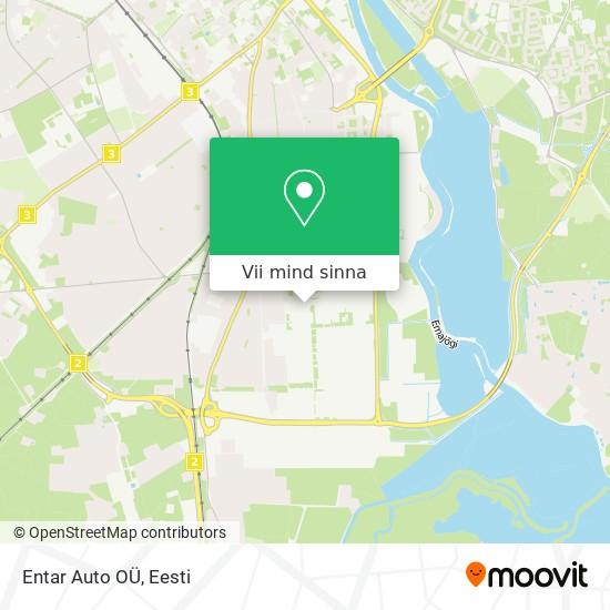 Entar Auto OÜ kaart