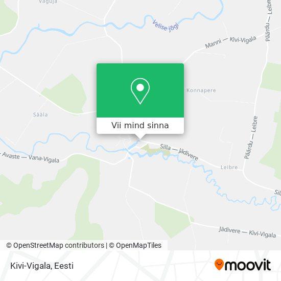 Kivi-Vigala kaart