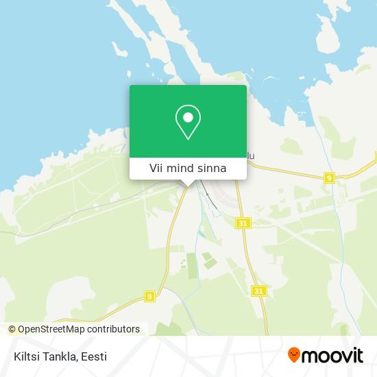 Kiltsi Tankla kaart