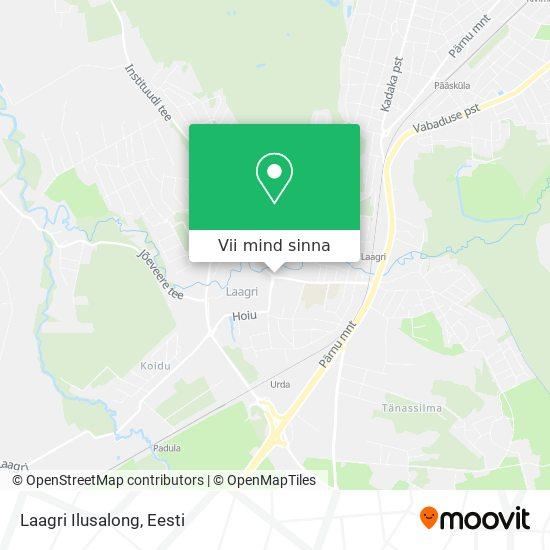 Laagri Ilusalong kaart