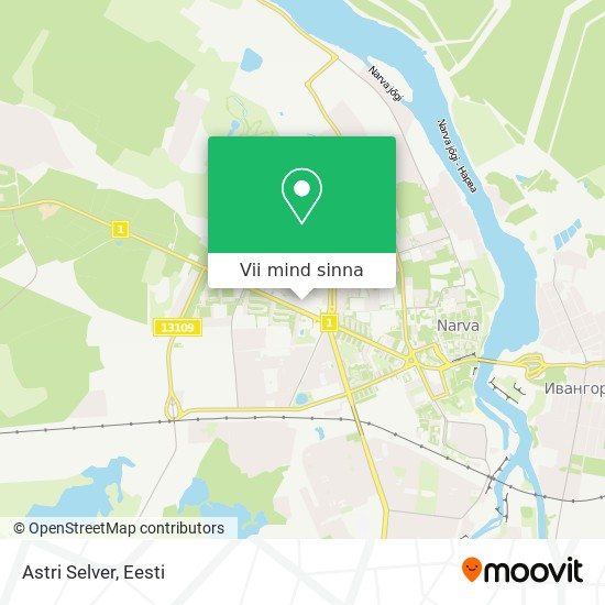 Astri Selver kaart