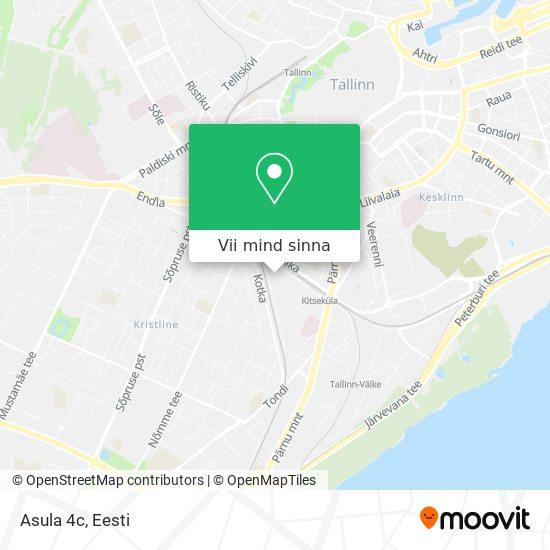 Asula 4c kaart