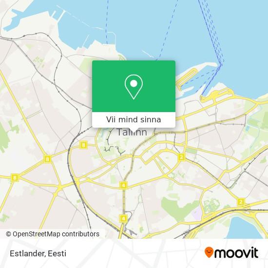 Estlander kaart