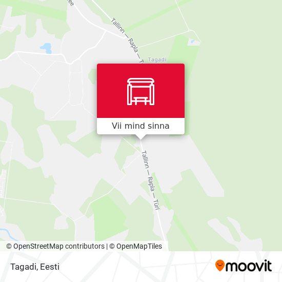 Tagadi kaart