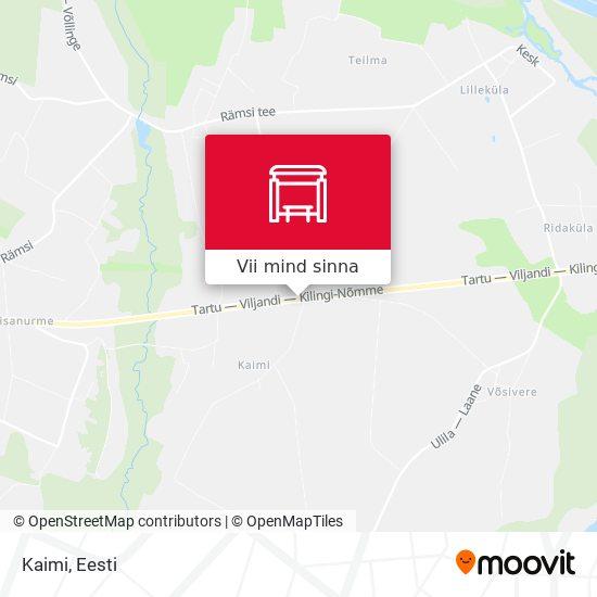 Kaimi kaart