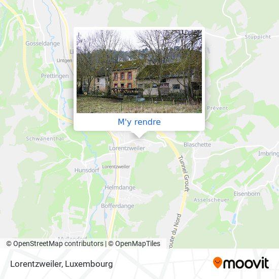 Lorentzweiler plan