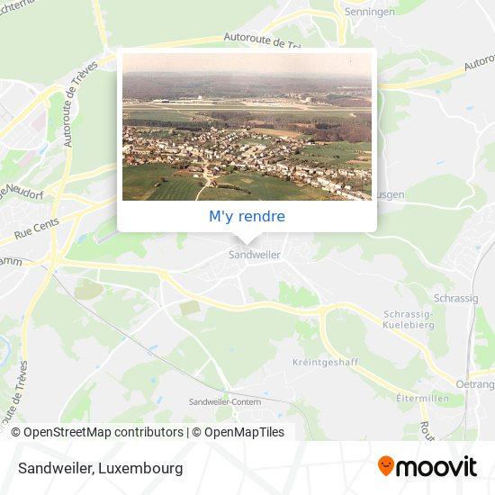 Sandweiler plan