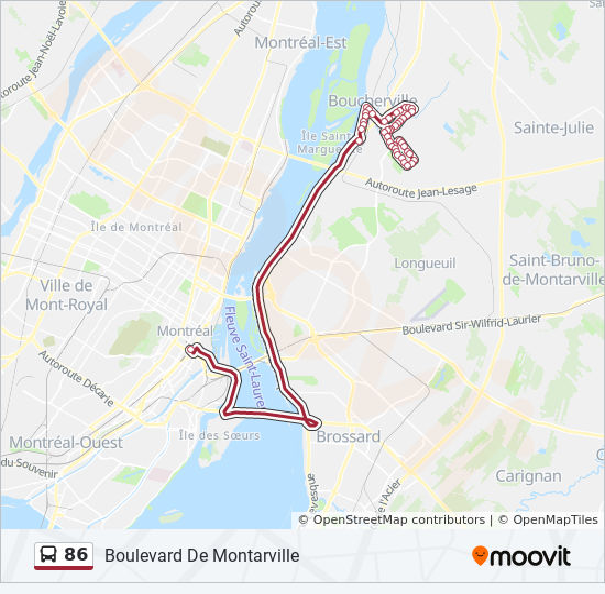 86 Route: Time Schedules, Stops & Maps - Boulevard De ... on jacques cartier route map, john cabot, francis drake, champlain explorer map, james cook route map, la salle route map, william penn, giovanni da verrazano, william clark route map, québec, ferdinand magellan, columbus route map, jacques cartier, etienne brule route map, henry hudson, estevanico route map, jean nicolet route map, walter raleigh, quebec city, canada route map, john rolfe, christopher columbus, john rae route map, amerigo vespucci route map, james cook, marco polo, giovanni verrazano route map, leif ericsson route map, treaty of paris, hernán cortés, henry kelsey route map, henry hudson route map, vasco da gama, hernando de soto, george washington route map, louis jolliet, sir alexander mackenzie route map, louisiana route map, juan rodríguez cabrillo route map,