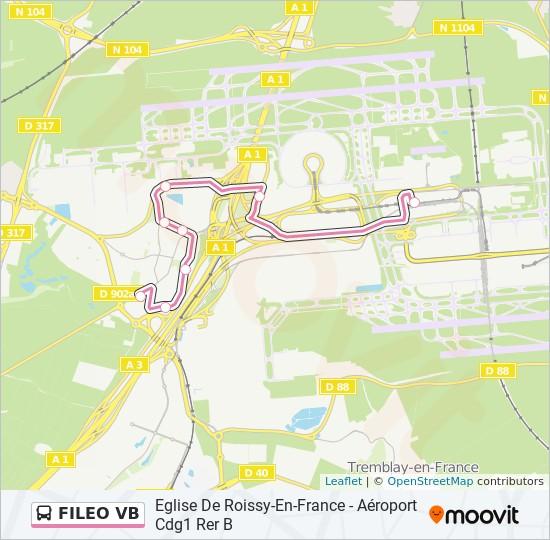 f0b46b71bd8048 Ligne FILEO VB  Horaires, Stations   Plans
