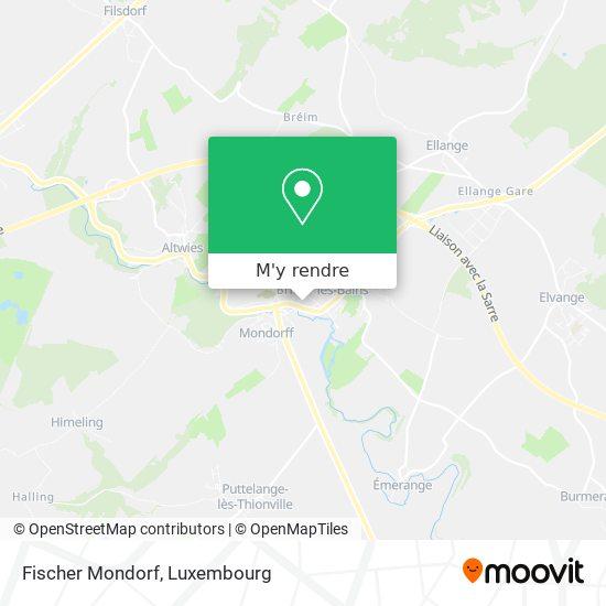 Fischer Mondorf plan