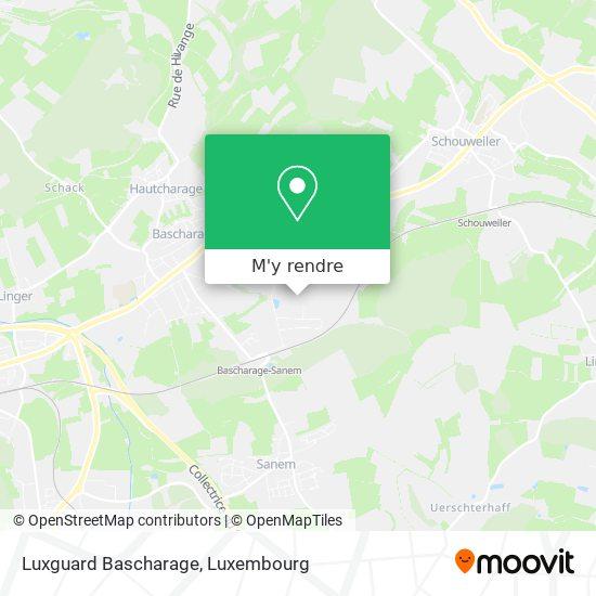 Luxguard Bascharage plan