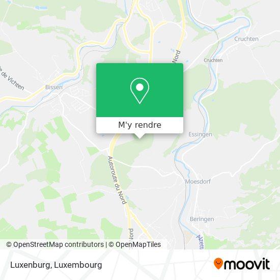 Luxenburg plan