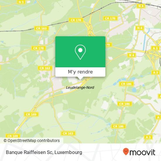 Banque Raiffeisen Sc plan