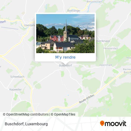 Buschdorf plan