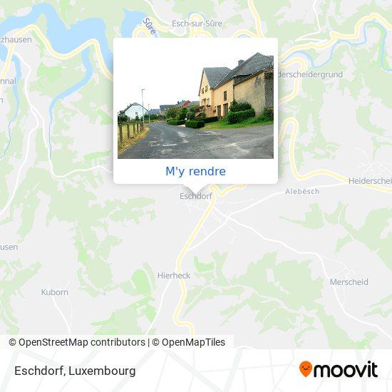 Eschdorf plan