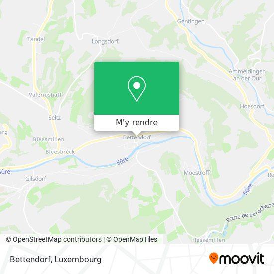 Bettendorf plan