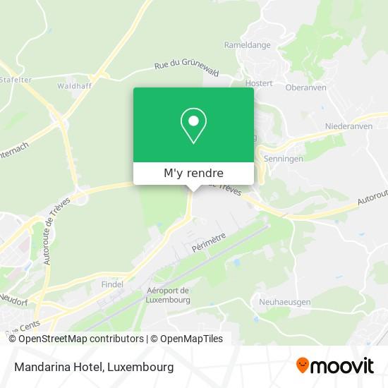 Campanile Luxembourg plan