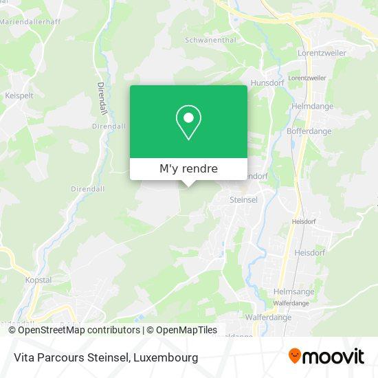 Vita Parcours Steinsel plan