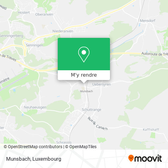 Münsbach plan
