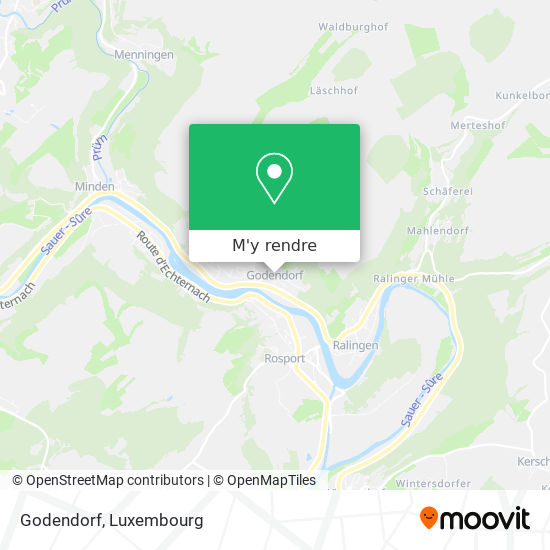 Godendorf plan