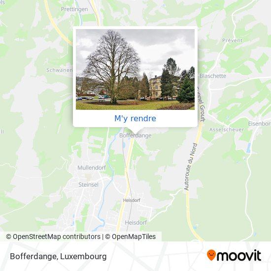 Bofferdange plan