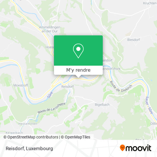 Reisdorf plan