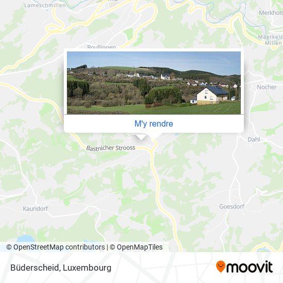 Buderscheid plan