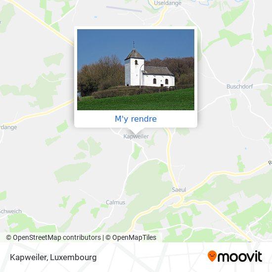 Kapweiler plan